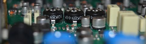Wij produceren elektronica